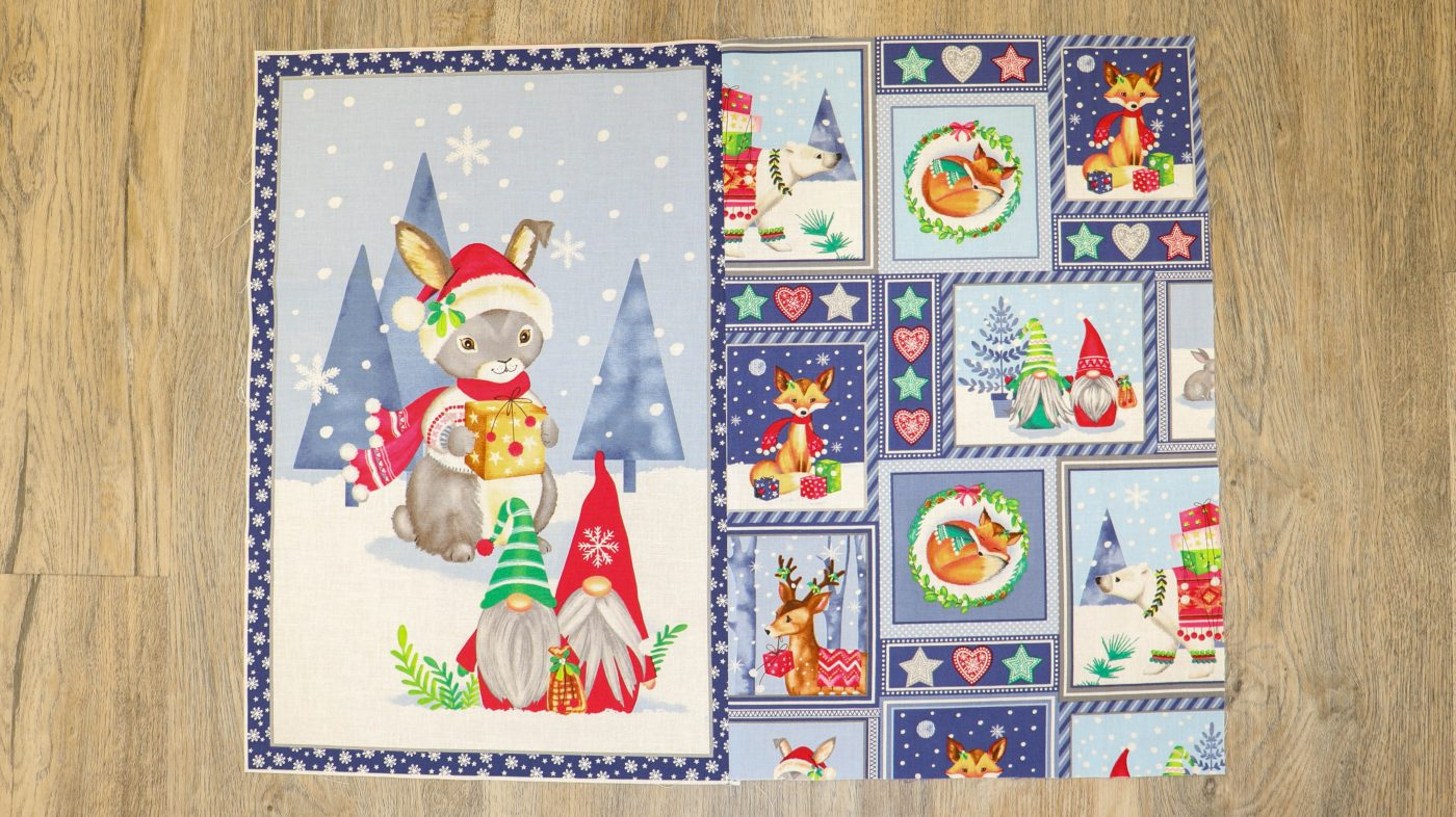 Step 3 - Placemat