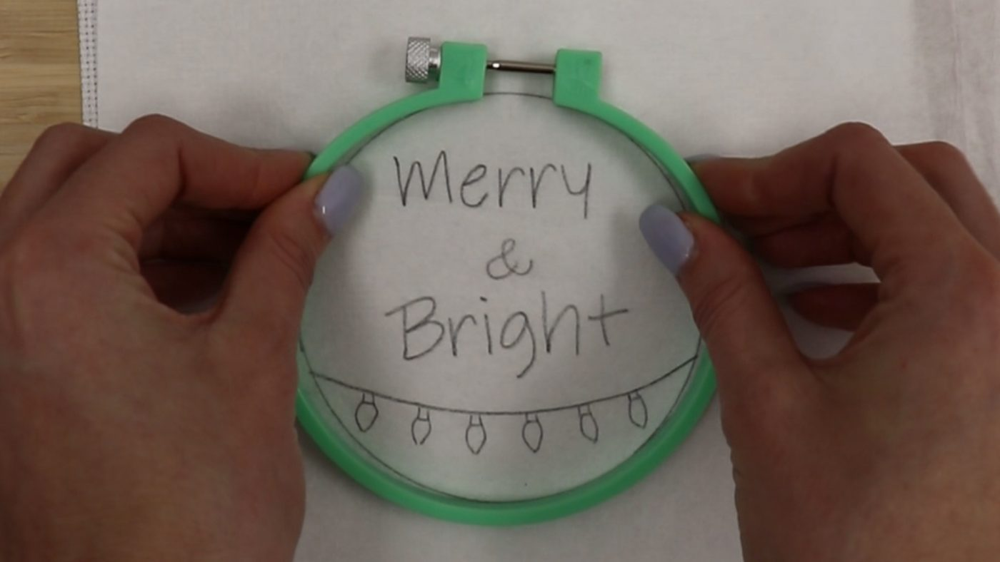 Merry & Bright Step 2